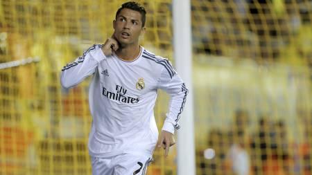 Ronaldo (Foto: JOSE JORDAN/Afp)