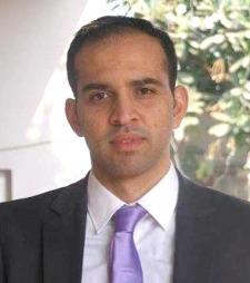 FEIL: President i NCF, Safir Hayat er overrasket over styrets mistillit. (Foto: Privat)