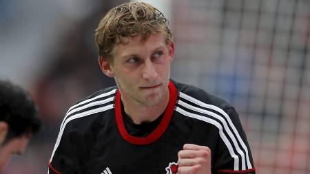 Bayer Leverkusene Stefan Kießling. (Foto: Frank Augstein/Ap)