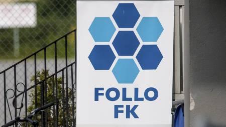 TRUES AV KONKURS: Follo FK. (Foto: Braastad, Audun/NTB scanpix)