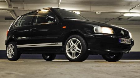 Dette er bilen Brooms redaksjonssjef endte opp med å kjøpe. Prisen ble rett i underkant av 30.000 kroner ferdig registrert.