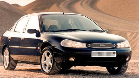 Fortd Mondeo MKII