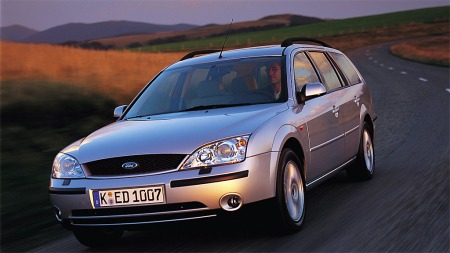 Ford Monedo MKIII