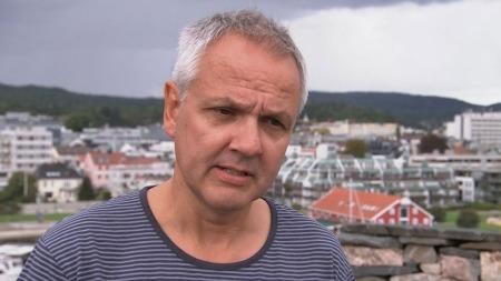 ... Preben Aavitsland, tidligere helsetopp i Folkehelseinstituttet, påpeker at metodene til Rolf Luneng er udokumentert. (Foto: Morten Torjussen/TV 2) - KLINIKK_aavitsland_1077809p