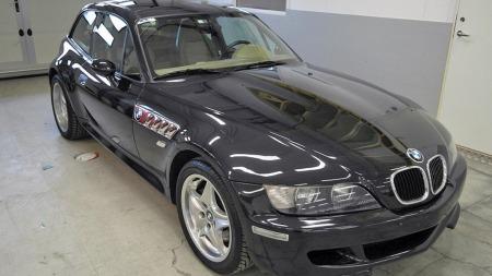 Til forskjell fra roadsteren fikk man kun coupé-versjonen av BMW Z3 med sekssylindrede motorer. Råest av alle var altså