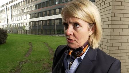 GODT ORGANISERT: PST-sjef Marie Benedicte Bjørnland sier islamistene i Syria er godt organisert. (Foto: Vegar D. Bergheim/TV 2)