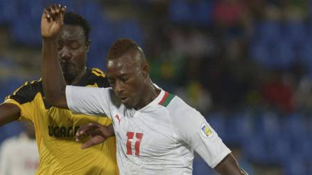 ØNSKET AV MANCINI: Dame Ndoye kan bli Didier Drogbas spisspartner i Galatasaray. (Foto: FADEL SENNA/Afp)