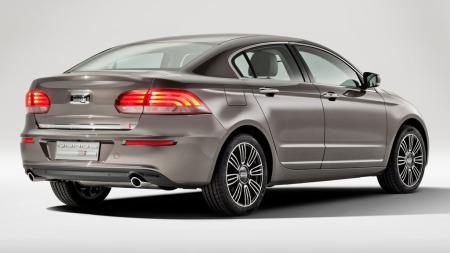 Qoros 3 er større enn de fleste konkurrentene i klassen for kompakte sedaner - og blir helt sikkert svært konkurransedyktig priset.
