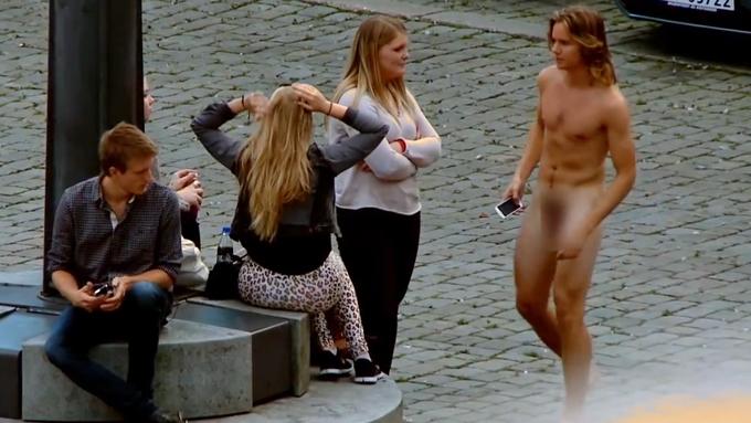 underholdning oslo norske naken