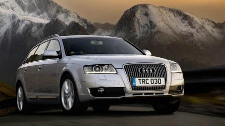 Audi A6 Allroad fikk en facelift i 2009 - og da kom det også en ny, sprek motor. 3-liters TFSI-kraftpakken yter 290 hk - og kostet 1,2 millioner kroner ny. Nå kan du få den til halv pris på bruktmarkedet ...