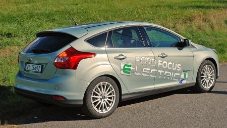 Ford melder seg på i elbil-selskapet med Focus Electric - men de har ikke gjort jobben like grundig som enkelte av konkurrentene.