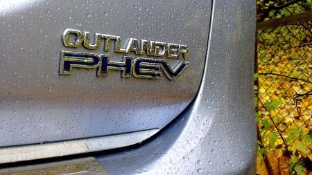 PHEV er den offisielle modellbetegnelsen på Mitsubishis ladbare hybrid-utgave av Outlander. Lanseringen i Norge starter på nyåret.