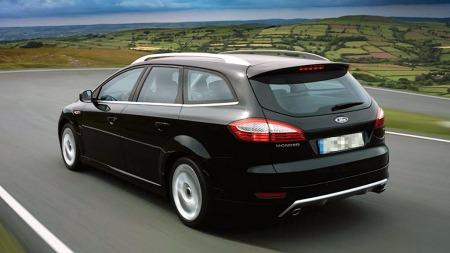 Ford Mondeo stasjonsvogn er et lite kupp på bruktmarkedet. Du får fin bil for 150 000 kroner.