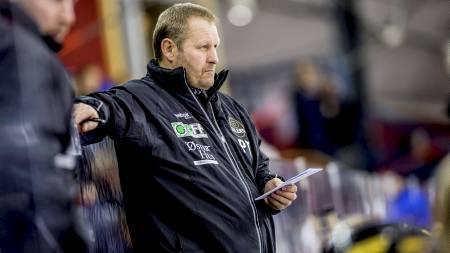 Oilers-trener Petter Thoresen (Foto: Solum, Stian Lysberg/NTB scanpix)