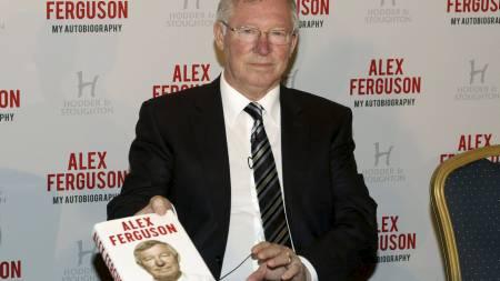 Alex Ferguson (Foto: Yui Mok/Pa Photos)