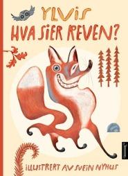 HVA SIER REVEN: Snart kan du lese hva den sier i bokform (Foto: Aschehoug, ©Aschehoug)