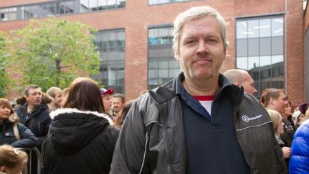 Rolf Arne Buseth  (Foto: Marit Grøtte)