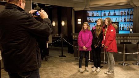 Åpen dag Hotel Cæsar (Foto: Marit Grøtte)