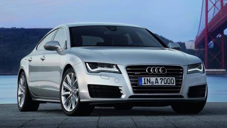Audi A7 bilde 2