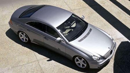 Mercedes CLS slo ned som en liten designbombe da den kom på markedet. Nå er den godt inne i andre generasjon.