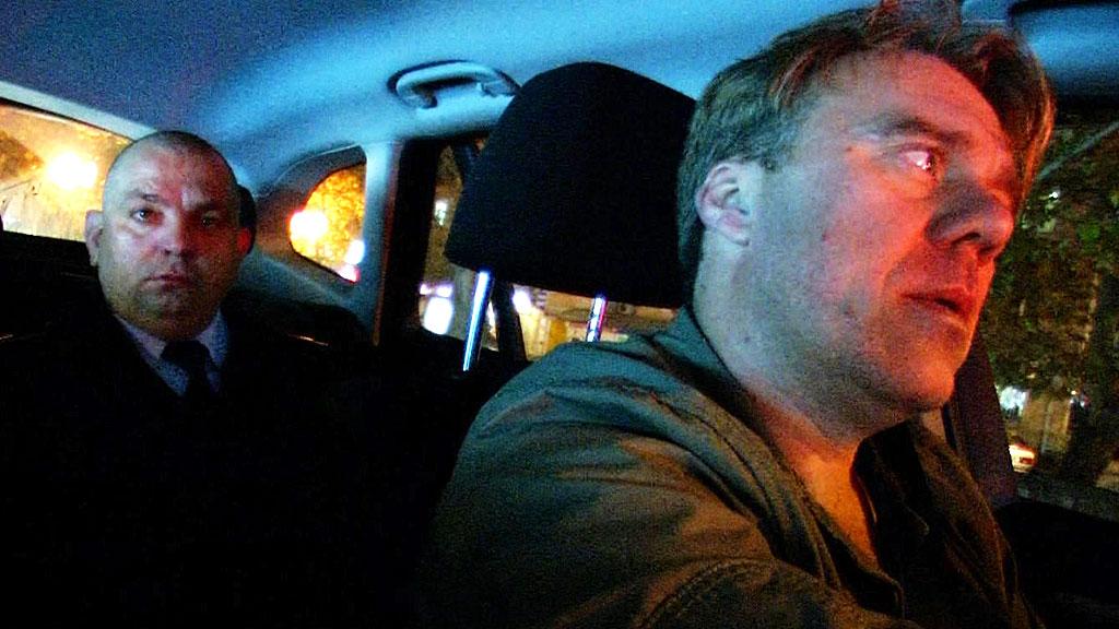 Bogen-arrestert (Foto: Aage Aune, TV 2)