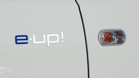 e-up! er første elbil ut fra Volkswagen, til neste år er det også klart for en elektrisk Golf.