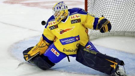torhamars keeper Tommy Johansen (Foto: Aas, Erlend/NTB scanpix)