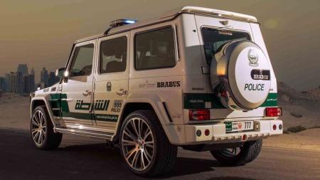 Denne skal det litt å kjøre fra - enten det er snakk om motorvei eller ute i ørkenen!