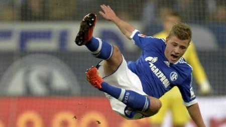 STORTALENT: Max Meyer skal ta over etter Julian Draxler i Schalke 04, hvis ikke han blir solgt først. (Foto: Martin Meissner/Ap)