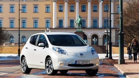 Nissan Leaf ble det store gjennombruddet for elbiler i Norge. Den er også en av Norges mest solgte biler så langt i 2014.