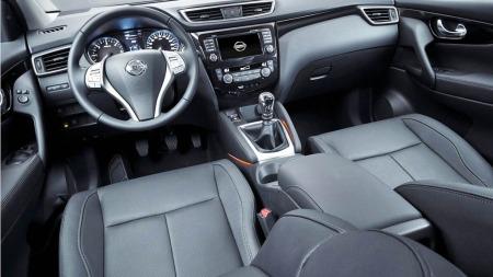 Bak rattet i denne bilen er det nok mange nordmenn som vil sette seg i 2014. Nissans nye kompakt-SUV, Qashqai, er like rundt hjørnet.