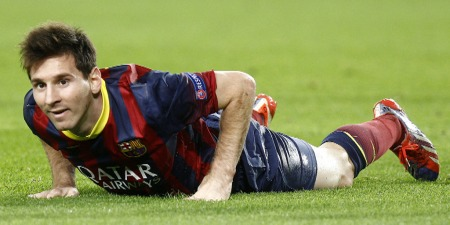 Messi (Foto: QUIQUE GARCIA, ©QG/tg)