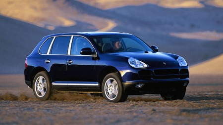 Porsche Cayenne er forsatt en drømmebil for mange 10 år etter at den ble lansert. Illustrasjonsbilde.