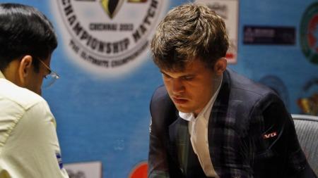 Magnus Carlsen 3 (Foto: Arun Sankar K., ©ASK SXJ JK**TOK**)