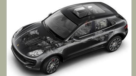 Med Macan får Porsche Cayenne en lillebror - og en modell som virkelig skal ut og hente nye kunder.