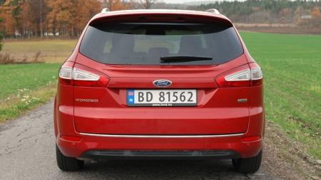 Du får ikke ny og spennende bil - men derimot veldig mye bil for pengene hvis du velger Ford Mondeo i 2013.
