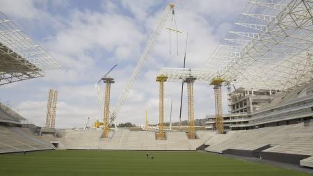 arena kollaps (Foto: Andre Penner/Ap)