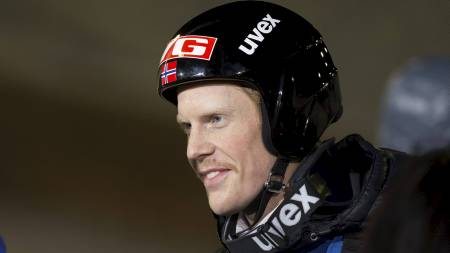 Robert Johansson ble nummer 13 i verdenscup-hopprennet i Kuusamo. (Foto: Bendiksby, Terje/NTB scanpix)