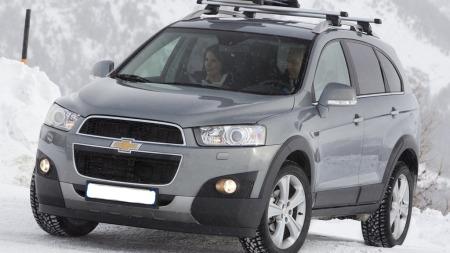 GM-produktene fra Sør-Korea ble omdøpt til Chevrolet en tid etter at GM kjøpte den lokale bilprodusenten Daewoo.