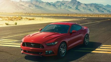 Ford satser langt mer globalt enn tidligere med den nye Mustangen.