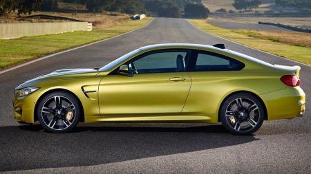 BMW M4 profilen