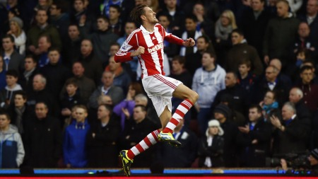 Peter Crouch (Foto: ANDREW WINNING, ©AW/TC)