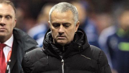 mourinho (Foto: LINDSEY PARNABY, ©mb)