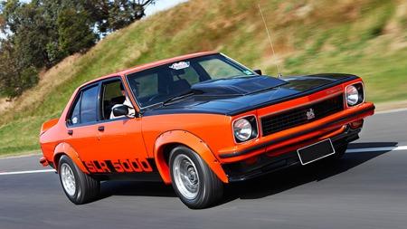Nå er det snart slutt for Holden også. Her representert ved en SLR 5000