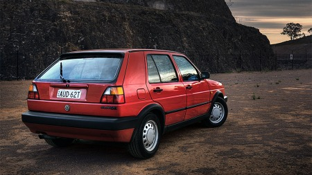 Dieselbrenner. Slik som forgjengeren fantes det også en turbodiesel av toer Golfen som fikk navnet GTD.