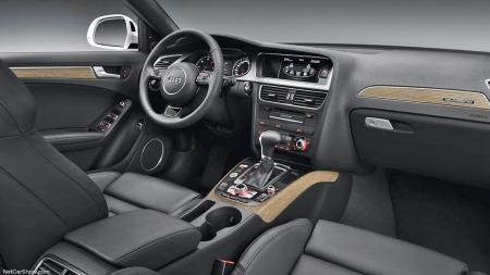 Audi A4 Allroad interiør