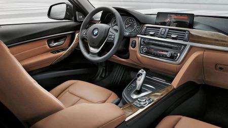 BMW 3-serie interiør