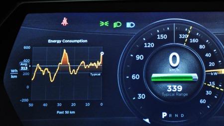 Det er fort gjort å ende opp med et ganske så høyt forbruk - ikke fordi bilen