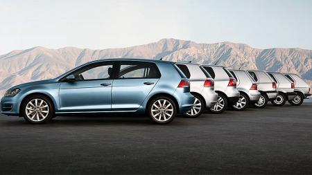 Bare tre bilmodeller har solgt over 30 millioner eksemplarer. Toyota Corolla, Ford F-serie og VW Golf. Neste år skal det selges 10 000 Golf bare i Norge om alt går etter planen