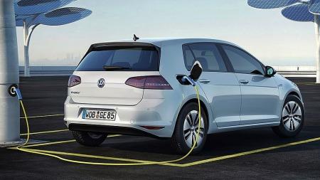 VW e-Golf kommer i mai. Så mye mer alminnelig enn dette kan vel ikke en elbil bli?